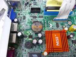 NECExpress5800/51Leの修理の写真