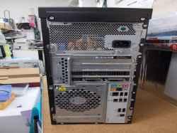 hpe590jpのSSD交換の写真