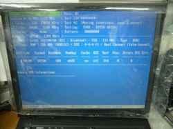 IBMThinkPad R52のHDD交換の写真