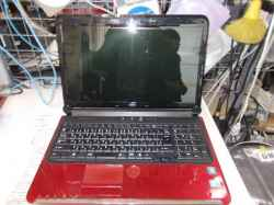 FUJITSUAH550/5BのHDD交換の写真