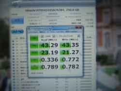 PANASONICCF-B10EWCYSのHDD交換の写真