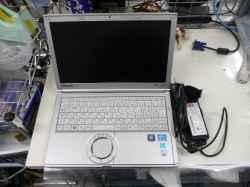 PANASONICCF-SX1GEPDRのHDD交換の写真