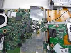 PANASONICCF-S9LWEJDSの修理の写真