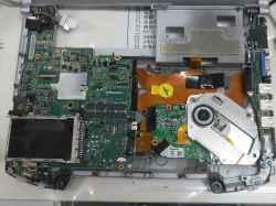 PANASONICCF-F9LYFTDRの修理の写真
