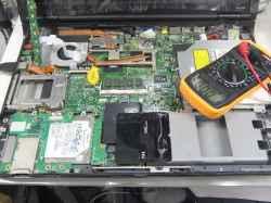 SONYVGN-A73PSの修理キャンセルの写真