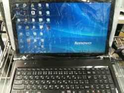 LENOVOLenovo G570のHDD交換の写真
