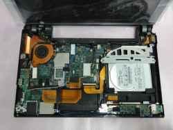 SONYVPCZ12AGJの修理の写真