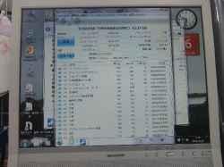 NECPC-GV296VZALのSSD交換の写真