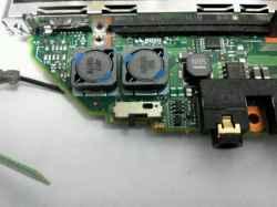 PANASONICCF-W7BWRAJSの修理の写真