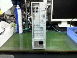 NECPC-VL350BSの修理の写真