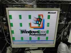 HPhp workstation xw410の旧型PC修理の写真
