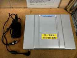 PANASONICCF-W5MW8AJSのSSD交換の写真