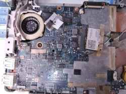PANASONICCF-B10CWADRの修理の写真