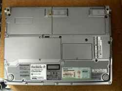 PANASONICCF-S9KYFEDRの修理の写真