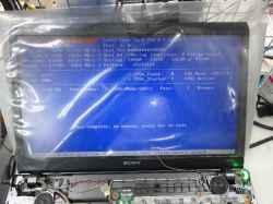 SONYVPCF11AFJの修理の写真