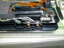 SONYVPCX11AKJの修理の写真