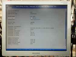 DELLXPS8500の修理の写真