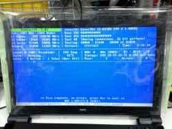 NECPC-GN165FRDCのSSD交換の写真