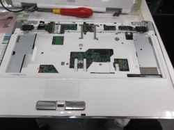 FUJITSUFMV-BIBLO NF/G70の修理の写真