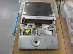 PANASONICCF-A3R8CXRのHDD交換の写真