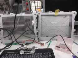 PANASONICCF-18KW1AXSのHDD交換の写真