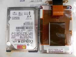 PANASONICCF-19FW1AASのHDD交換の写真
