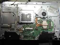 HP27-r079jpのSSD交換の写真