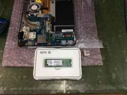 PANASONICCF-RZ6EDJPPのSSD交換の写真