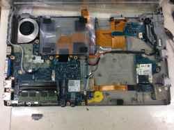 PANASONICCF-NX3RDJCSの修理の写真