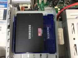 NECPC-VL750CSの修理の写真