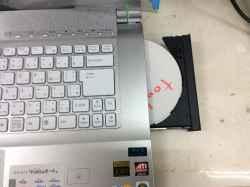 SONYVGN-FW73JGBの修理の写真