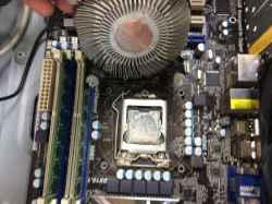 その他自作パソコンのSSD交換の写真