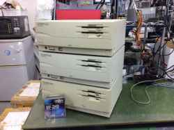 NECPC-9801BX/U2の旧型PC修理の写真
