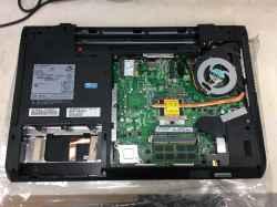 FUJITSULIFEBOOK AH AH42/HFの修理の写真