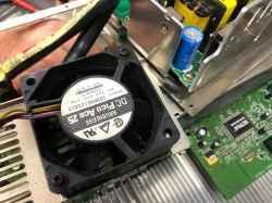 その他PL6921T41の旧型PC修理の写真