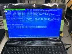 TOSHIBASatellite L650 seriesのSSD交換の写真