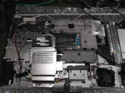 SONYVGC-LA73DBの修理の写真
