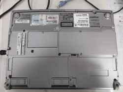 PANASONICCF-S9LYFEDRの修理の写真