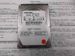 NECPC-LL750/FのHDD交換の写真