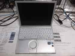 PANASONICCF-W7CWHAJSの修理の写真