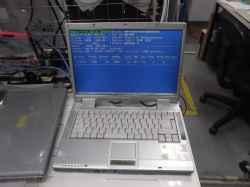 SHARPPC-WA80LZの修理の写真