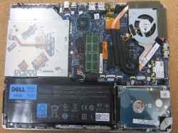 DELLXPS-14Zのデータ救出の写真