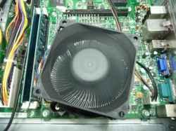 DELLVostro 230の修理の写真