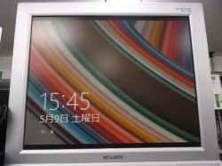 TOSHIBA dynabook T554/45KGの修理の写真