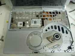 PANASONICCF-W5MW8HJRの修理の写真