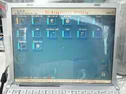 PANASONICCF-W7DWJNJRのSSD交換の写真