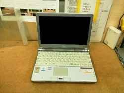 FUJITSULOOX T50Hの旧型PC修理の写真