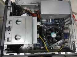 LENOVOH520S desktop type47のHDD交換の写真
