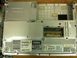 PANASONICCF-S10EYADRの修理の写真