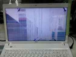 NECLE150N1Wの修理の写真